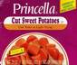 Princella Cut Sweet Potatoes Cut Yams in Light Syrup - 29 OZ (1 LB 13 OZ) 822g