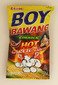 Boy Bawang Hot Garlic Flavor - 3.54oz (100g)