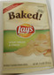 Lay's Baked Sour Cream Potato Chips  - 1 1/8oz (31.8g)