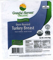 Oven-Roasted Turkey Breast - 56g (2 oz)