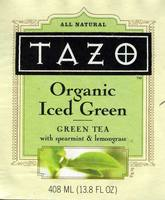 Iced Green Tea With Spearmint & Lemongrass - 408 ML (13.8 FL OZ)