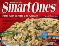 Smart Ones Pasta With Ricotta and Spinach - 9oz (255g)