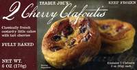 2 Cherry Clafoutis - 6oz (170g)